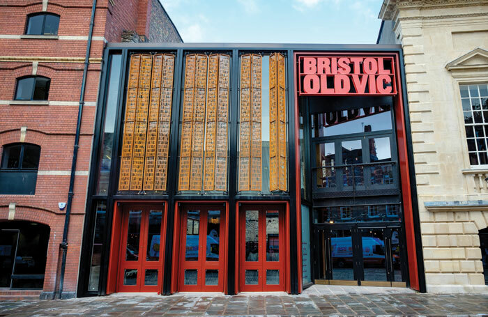 Outgoing Bristol Old Vic chief executive Emma Stenning has voiced concerns that even after its recent refurbishment, increased revenue from the theatre's catering business will do no more than plug a gap left by funding cuts. Photo: Jon Craig