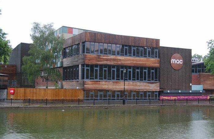 Birmingham Mac, which was hit by a 70% cut in 2017/18