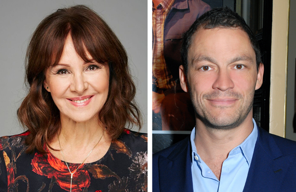 Arlene Phillips and Dominic West become first patrons of Gecko