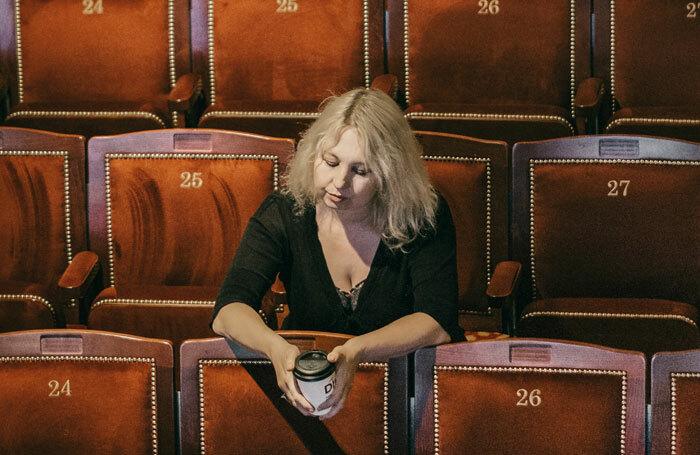 Choreographer Liv Lorent. Photo: Luke Waddington