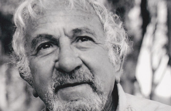 John Bluthal, who has died at the age of 89