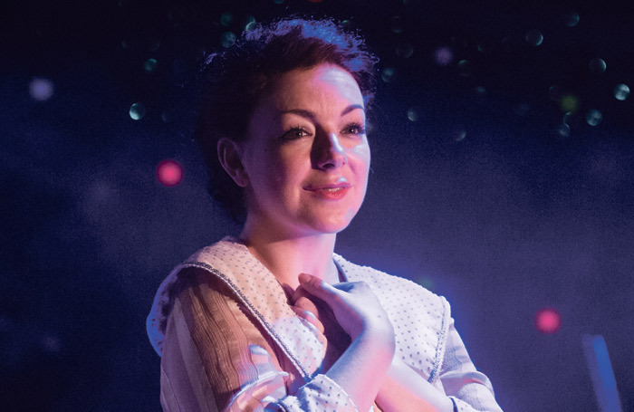 Sheridan Smith has spoken frankly in recent interviews about struggling with mental health issues during the UK tour of Funny Girl. Photo: Marc Brenner