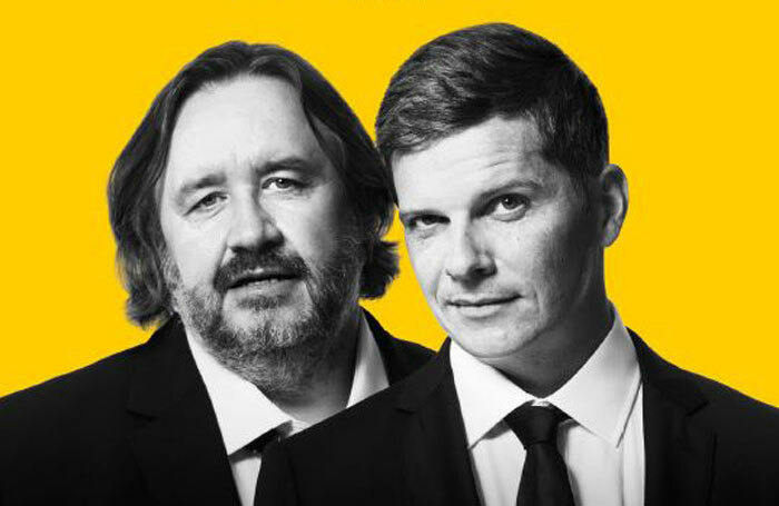Mark Benton and Nigel Harman will appear in Glengarry Glen Ross, touring from February