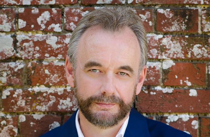 John Berry. Photo: Christina Haldane
