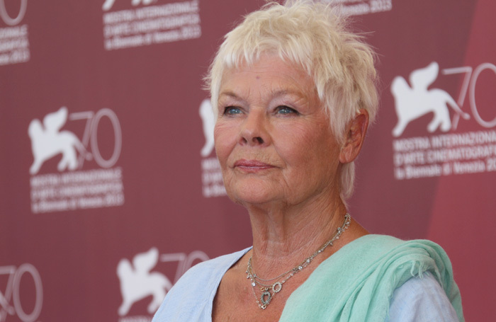Judi Dench. Photo: Denis Makarenko/Shutterstock