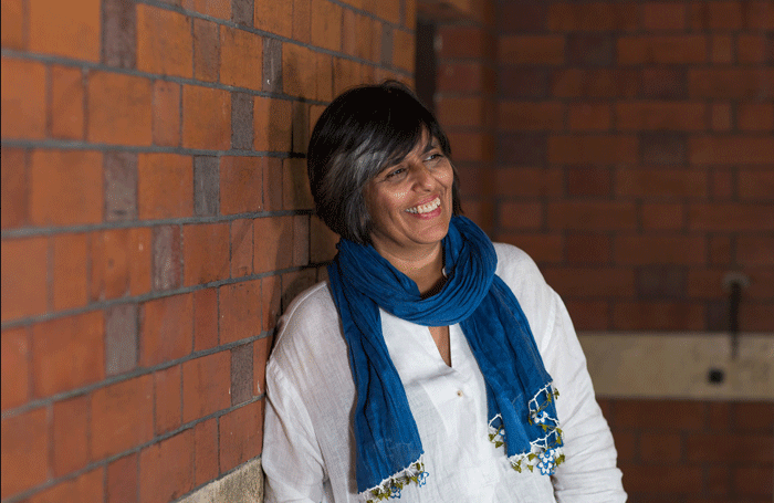 Kully Thiarai, artistic director of National Theatre Wales. Photo: Dan Green