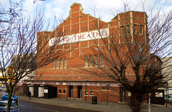 Theatres Trust calls for action to save endangered seaside theatres