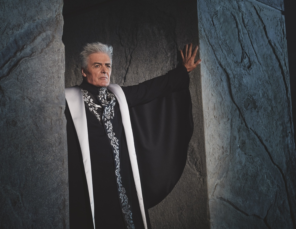 Daniel Lavoie, who reprises his role as the priest Frollo, said word of mouth kept Notre Dame de Paris running for over a year