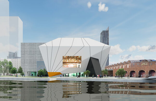 Cost of Manchester's Factory arts centre soars by £20 million