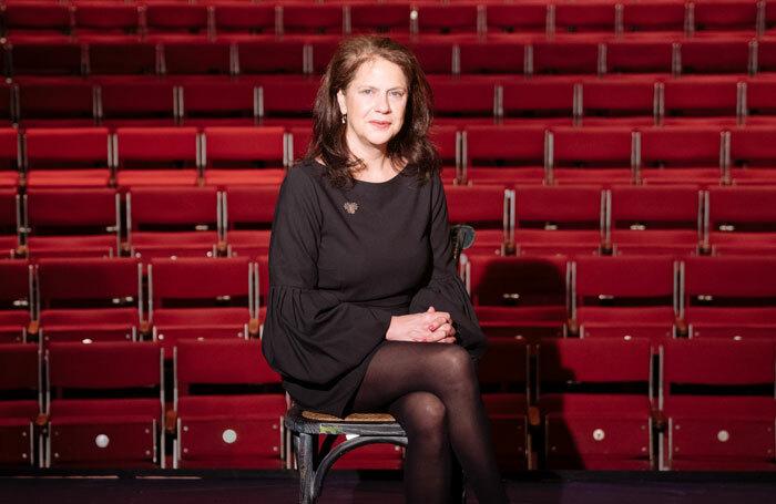 Hampstead Theatre's artistic director Roxana Silbert. Photo: Manuel Harlan