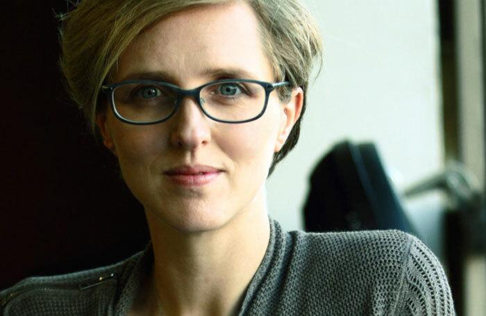 Theatr Clwyd artistic director Tamara Harvey