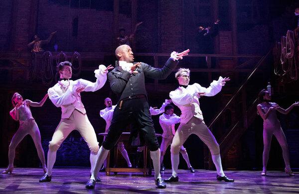 Hamilton star Giles Terera condemns 'snobbery' towards musical theatre