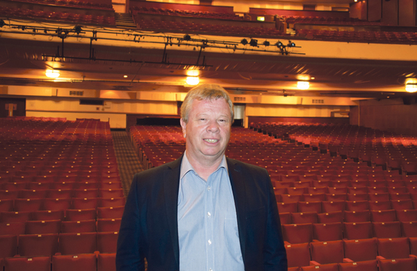 Blackpool Opera House technical manager Duncan Jump: 'We used to have lots of technicians – now one person controls everything'