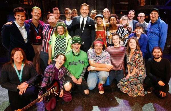 In pictures (December 6): David Walliams' Billionaire Boy, Leeds Playhouse, Seussical the Musical and more