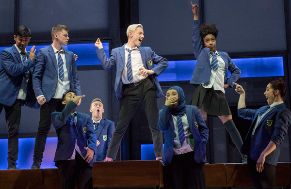 Everybody's Talking About Jamie and Pieces of String nominated for inaugural musical theatre prize at Writers' Guild awards