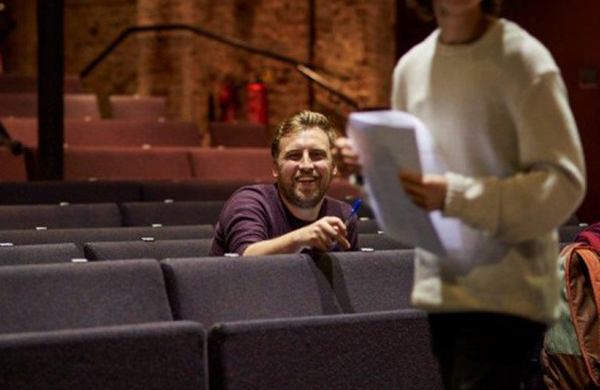 Chris Lawson named acting artistic director of Oldham Coliseum
