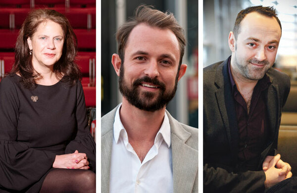 Regional bosses: UK theatres losing actors to lure of Netflix and London
