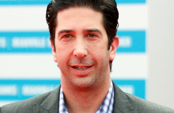 David Schwimmer: 'In the age of the smartphone, theatre is even more relevant'