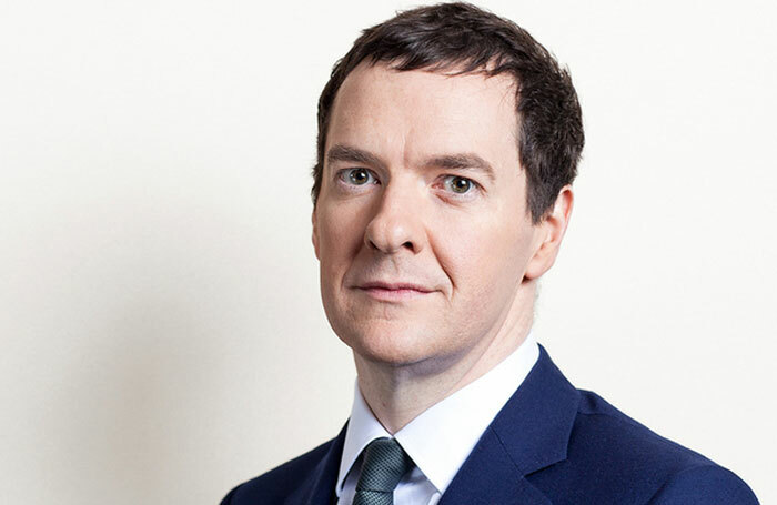 George Osborne. Photo: HM Treasury