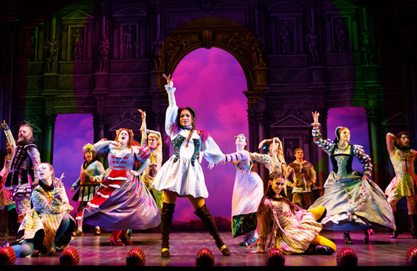 Howard Sherman: If only every Broadway show had the backing of ill-fated Head Over Heels