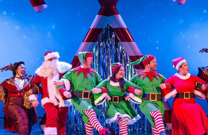 A scene from Nativity! The Musical. Photo: Richard Davenport.