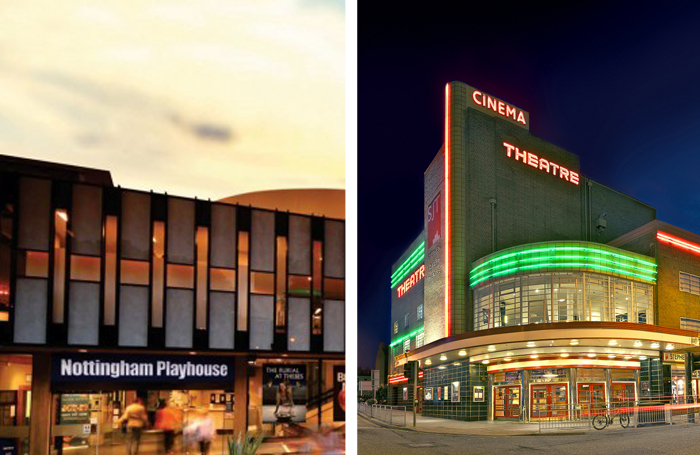 Nottingham Playhouse and the Stephen Joseph Theatre in Scarborough are among the venues offering placements via the Regional Theatre Young Director Scheme