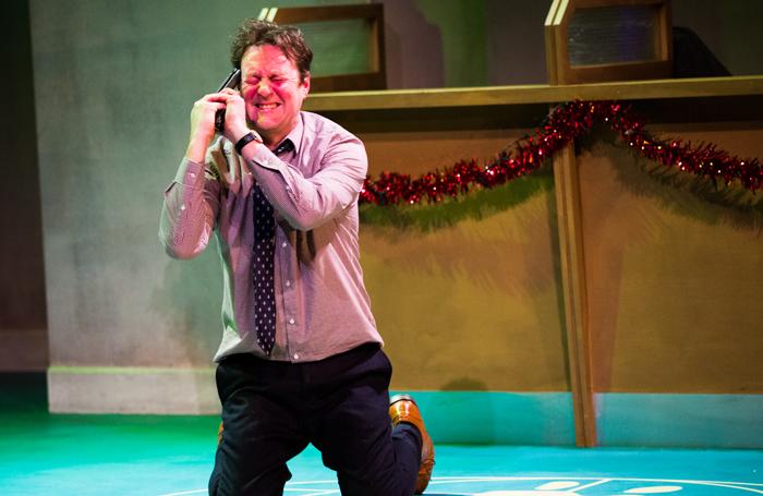 James Doran in It's a Wonderful Wee Christmas