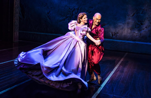 The King and I broadcast is most successful theatrical cinema event of 2018