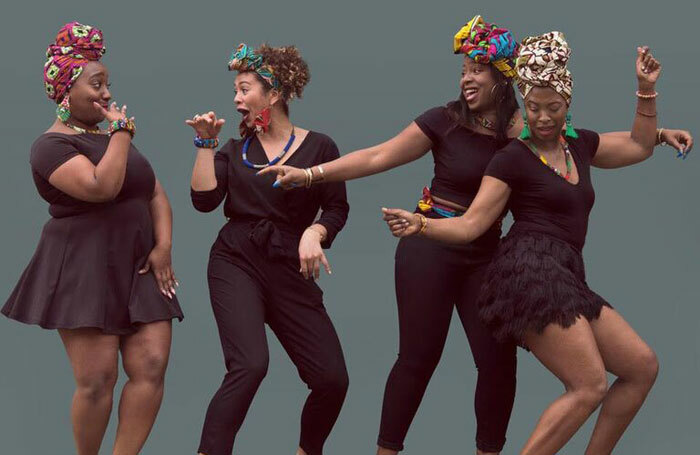 Queens of Sheba is one of the shows announced as part of the New Diorama theatre take-over