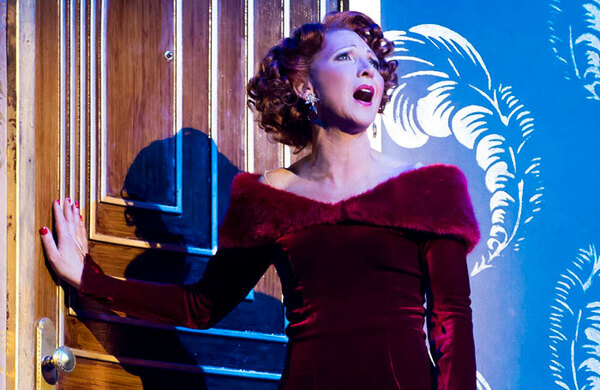 West End musical 42nd Street filmed for streaming site