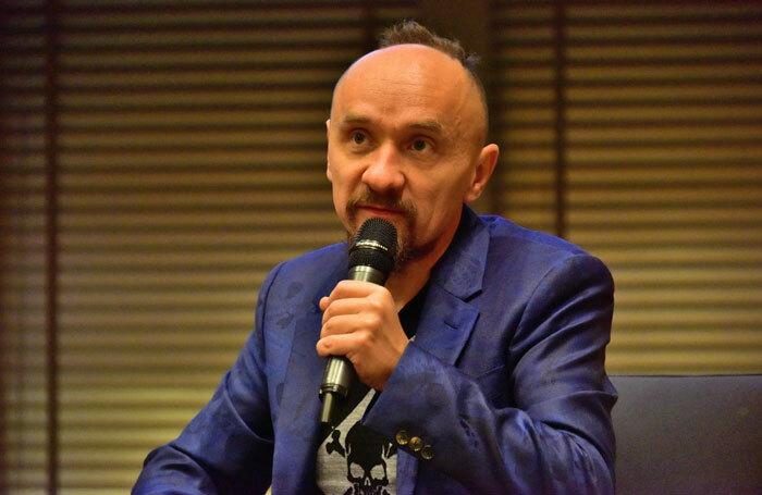 Polish director Jan Klata. Photo: Adrian Grycuk