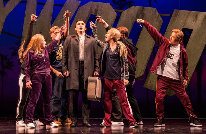 A scene from Soft Power at Center Theatre Group/Ahmanson Theatre. Photo: Craig Schwartz Photography