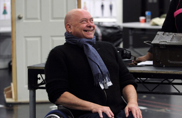 Artistic director Robert Softley Gale: Panto offers best chance to break down barriers for the disabled