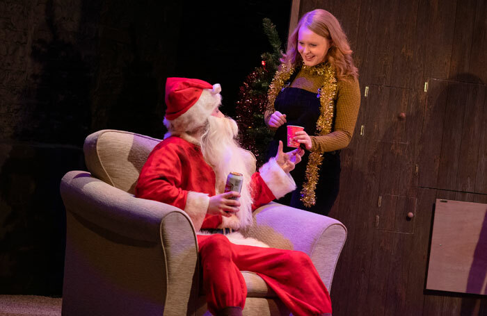 Olivia Hannah's Home for Christmas is one of a quartet of plays by new writers at the Live Theatre, Newcastle