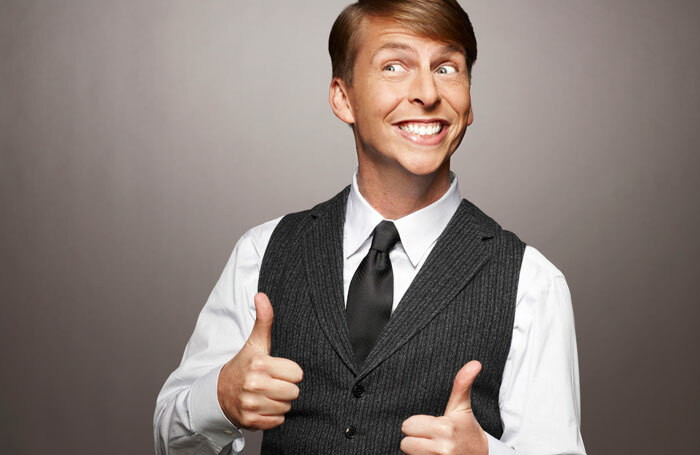 Jack McBrayer, best known for appearing in the US TV series 30 Rock, will play Ogie in Waitress