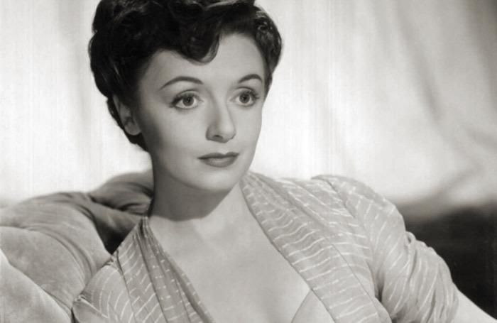 Jane Wenham in An Inspector Calls in 1954