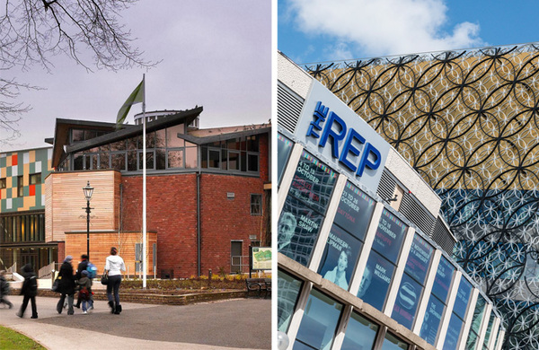 Birmingham arts organisations protest proposed cuts as petition attracts 4,300 signatures