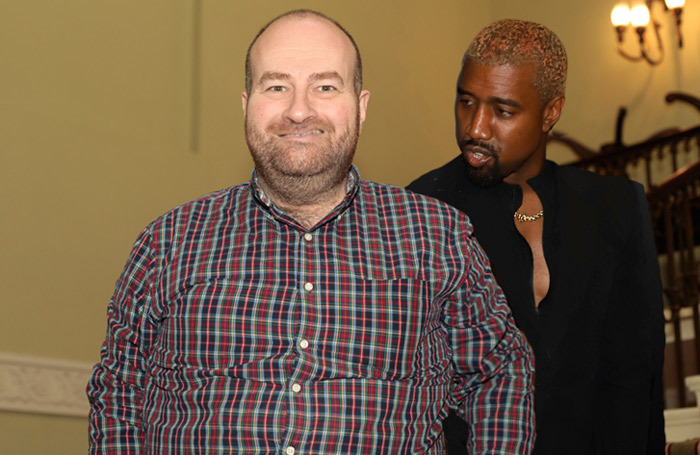 Can Mark Shenton tackle disruptive audience members like Kanye West singlehandedly?