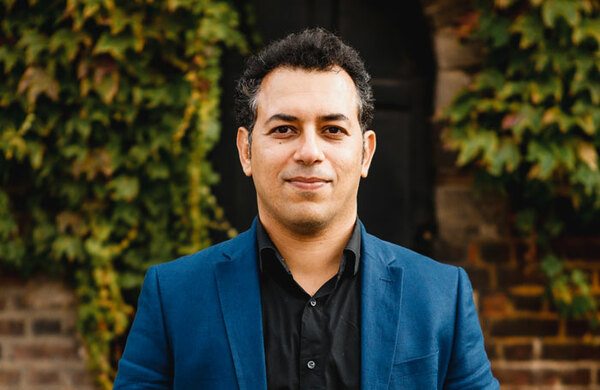 Tarek Iskander announced as new artistic director of Battersea Arts Centre