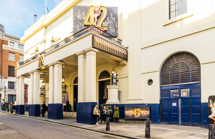 Theatre Royal Drury Lane. Photo: Shutterstock