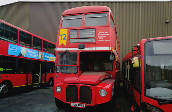Double-decker to bring free music lessons to deprived children