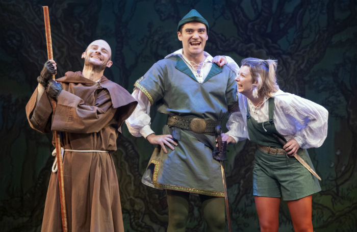 Robin Hood and the Babes in the Wood at CAST, Doncaster