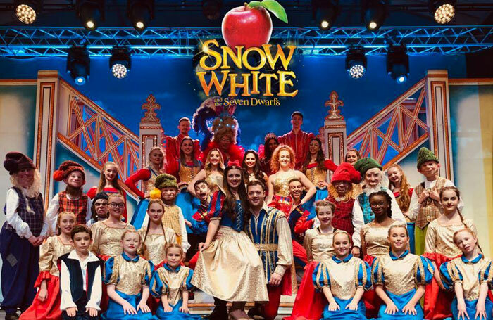 Maidstone Panto's production of Snow White and the Seven Dwarfs has cancelled its remaining dates