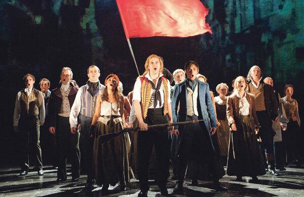 Richard Jordan: Les Miserables revolutionised musical theatre – I'll miss the original version