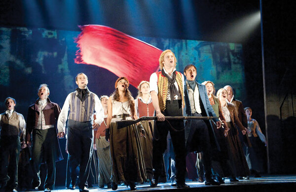 RSC begins crunch talks with Cameron Mackintosh over Les Miserables royalties