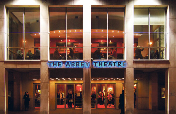 Actors, writers and directors accuse Ireland's Abbey Theatre of neglecting home-grown talent