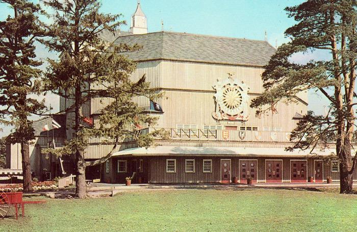 The American Shakespeare Theatre