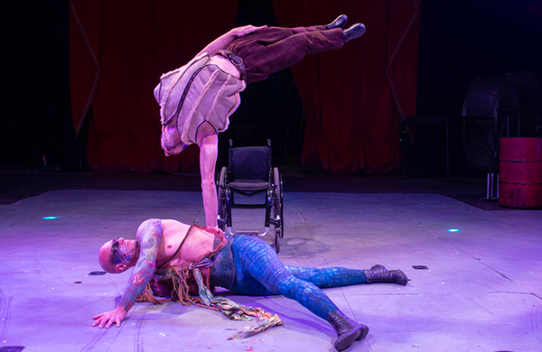 Dea Birkett: Disability is no laughing matter when it comes to circus artists