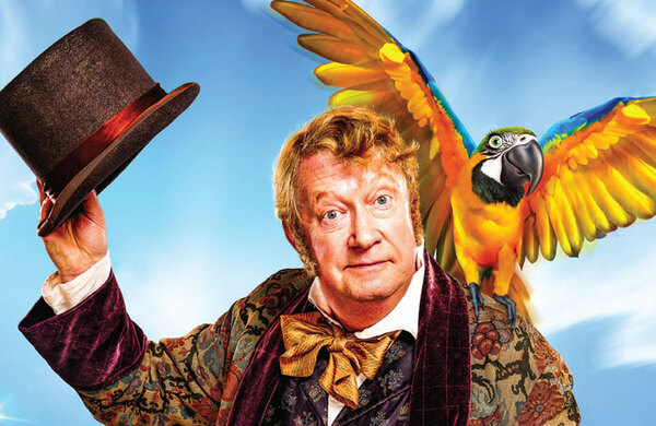 Doctor Dolittle musical collapses two months into year-long tour