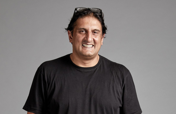 Ishy Din, playwright and former taxi driver
